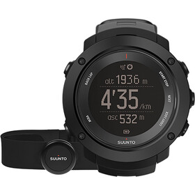 Suunto Ambit3 Vertical HR Watch Black